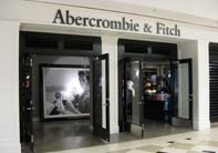 Магазин Abercrombie and Fitch